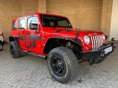2017 Jeep Wrangler 2.8 Crd Unltd Sahar A/t  Gauteng