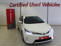 2020 Toyota Corolla Quest 1.8 Exclusive CVT Western Cape