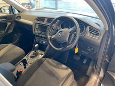 2019 Volkswagen Tiguan 1.4 TSI Trendline DSG 110KW Gauteng Johannesburg_4