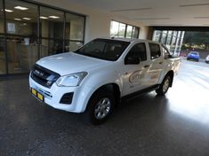 2020 Isuzu D-MAX 250 HO Hi-Rider Double Cab Bakkie Limpopo Tzaneen_2
