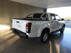 2020 Isuzu D-MAX 250 HO Hi-Rider Double Cab Bakkie Limpopo Tzaneen_3