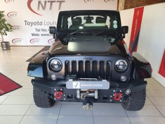 2015 Jeep Wrangler Unlimited 3.6l V6 A/t  Limpopo