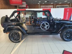 2015 Jeep Wrangler Unlimited 3.6l V6 At  Limpopo Louis Trichardt_3