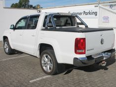 2014 Volkswagen Amarok 2.0 BiTDi Highline 132KW 4MOT Auto Double cab bakk Eastern Cape King Williams Town_3