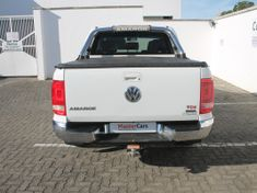 2014 Volkswagen Amarok 2.0 BiTDi Highline 132KW 4MOT Auto Double cab bakk Eastern Cape King Williams Town_4