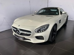 2017 Mercedes-Benz AMG GT 4.0 V8 Coupe Western Cape