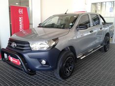 2020 Toyota Hilux 2.4 GD-6 SR 4X4 Double Cab Bakkie Gauteng Rosettenville_2