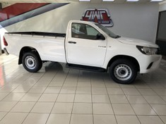 2016 Toyota Hilux 2.4 GD-6 RB SRX Single Cab Bakkie Mpumalanga