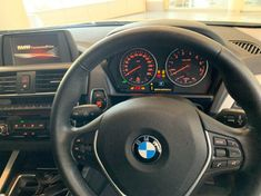 2016 BMW 1 Series 118i 5DR Auto f20 Gauteng Pretoria_4