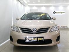 2014 Toyota Corolla 1.6 Professional  Kwazulu Natal Durban_2