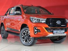 2020 Toyota Hilux 2.8 GD-6 Raider 4X4 Auto Double Cab Bakkie North West Province Klerksdorp_0