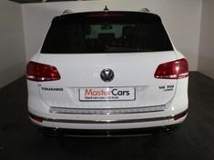 2016 Volkswagen Touareg GP 3.0 V6 TDI Luxury TIP Eastern Cape East London_4