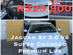 2014 Jaguar XF 3.0 V6 S/C R-SPORT Gauteng