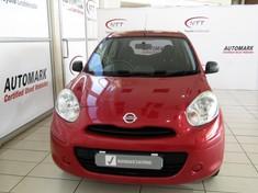 2016 Nissan Micra 1.2 Visia Insync 5dr d86v  Limpopo Groblersdal_1