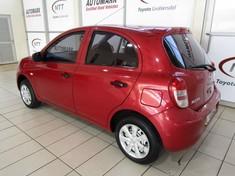 2016 Nissan Micra 1.2 Visia Insync 5dr d86v  Limpopo Groblersdal_3