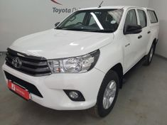 2018 Toyota Hilux 2.4 GD-6 SRX 4X4 Double Cab Bakkie Auto Mpumalanga Delmas_2