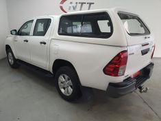 2018 Toyota Hilux 2.4 GD-6 SRX 4X4 Double Cab Bakkie Auto Mpumalanga Delmas_3