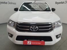 2018 Toyota Hilux 2.4 GD-6 SRX 4X4 Double Cab Bakkie Auto Mpumalanga Delmas_1