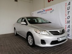 2012 Toyota Corolla 1.3 Professional  Western Cape Brackenfell_0