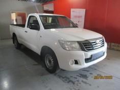 2013 Toyota Hilux 2.0 Vvti P/u S/c  Gauteng