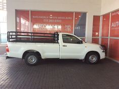2016 Toyota Hilux 2.5 D-4d S Pu Sc  Mpumalanga Middelburg_2
