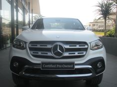 2019 Mercedes-Benz X-Class X250d 4x4 Power Auto Kwazulu Natal Pinetown_1