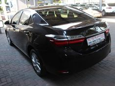 2017 Toyota Corolla 1.8 High CVT Gauteng Pretoria_3