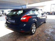 2011 Ford Focus 1.6 Ti Vct Trend 5dr  Western Cape Kuils River_1