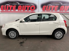 2015 Toyota Etios 1.5 Xs  Gauteng Vereeniging_1