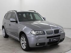 2010 BMW X3 Xdrive30d M-sport A/t  Gauteng