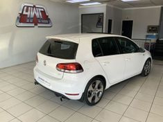 2012 Volkswagen Golf Vi Gti 2.0 Tsi Dsg  Mpumalanga Middelburg_2