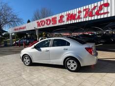 2014 Chevrolet Sonic 1.6 Ls  Gauteng Vanderbijlpark_0