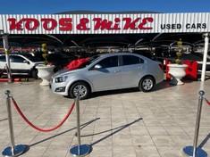 2014 Chevrolet Sonic 1.6 Ls  Gauteng Vanderbijlpark_1