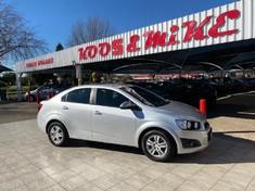 2014 Chevrolet Sonic 1.6 Ls  Gauteng Vanderbijlpark_2