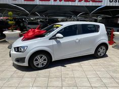 2015 Chevrolet Sonic 1.6 Ls 5dr  Gauteng Vanderbijlpark_3
