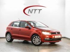 2015 Volkswagen Polo 1.2 TSI Highline (81KW) North West Province