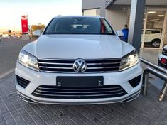 2014 Volkswagen Touareg GP 4.2 V8 TDI EXEC TIP North West Province Rustenburg_1