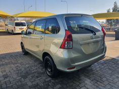 2012 Toyota Avanza 1.3 Sx  Gauteng Vereeniging_1