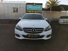 2015 Mercedes-Benz E-Class E 200 Western Cape Athlone_1