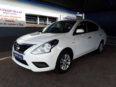 2018 Nissan Almera 1.5 Acenta Auto Western Cape Kuils River_0