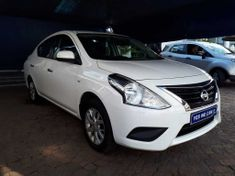 2018 Nissan Almera 1.5 Acenta Auto Western Cape Kuils River_1