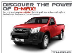 2020 Isuzu D-MAX 250 HO Fleetside Safety Single Cab Bakkie Gauteng