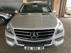 2013 Mercedes-Benz M-Class Ml 350 Bluetec  Mpumalanga Secunda_2