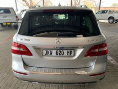 2013 Mercedes-Benz M-Class Ml 350 Bluetec  Mpumalanga Secunda_3