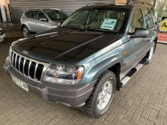 2001 Jeep Grand Cherokee 2.7 Laredo At  Mpumalanga Secunda_0