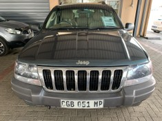 2001 Jeep Grand Cherokee 2.7 Laredo At  Mpumalanga Secunda_2