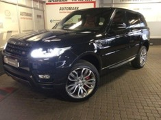 2016 Land Rover Range Rover Sport 4.4 SDV8 HSE Dynamic Mpumalanga Witbank_0