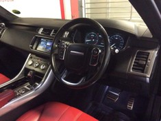 2016 Land Rover Range Rover Sport 4.4 SDV8 HSE Dynamic Mpumalanga Witbank_4