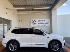 2020 Volkswagen Tiguan AllSpace 1.4 TSI CLINE DSG 110KW Gauteng Soweto_1