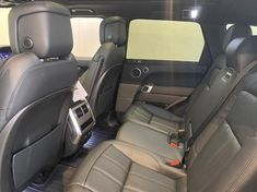 2020 Land Rover Range Rover Sport 3.0D SE 190KW Gauteng Johannesburg_4